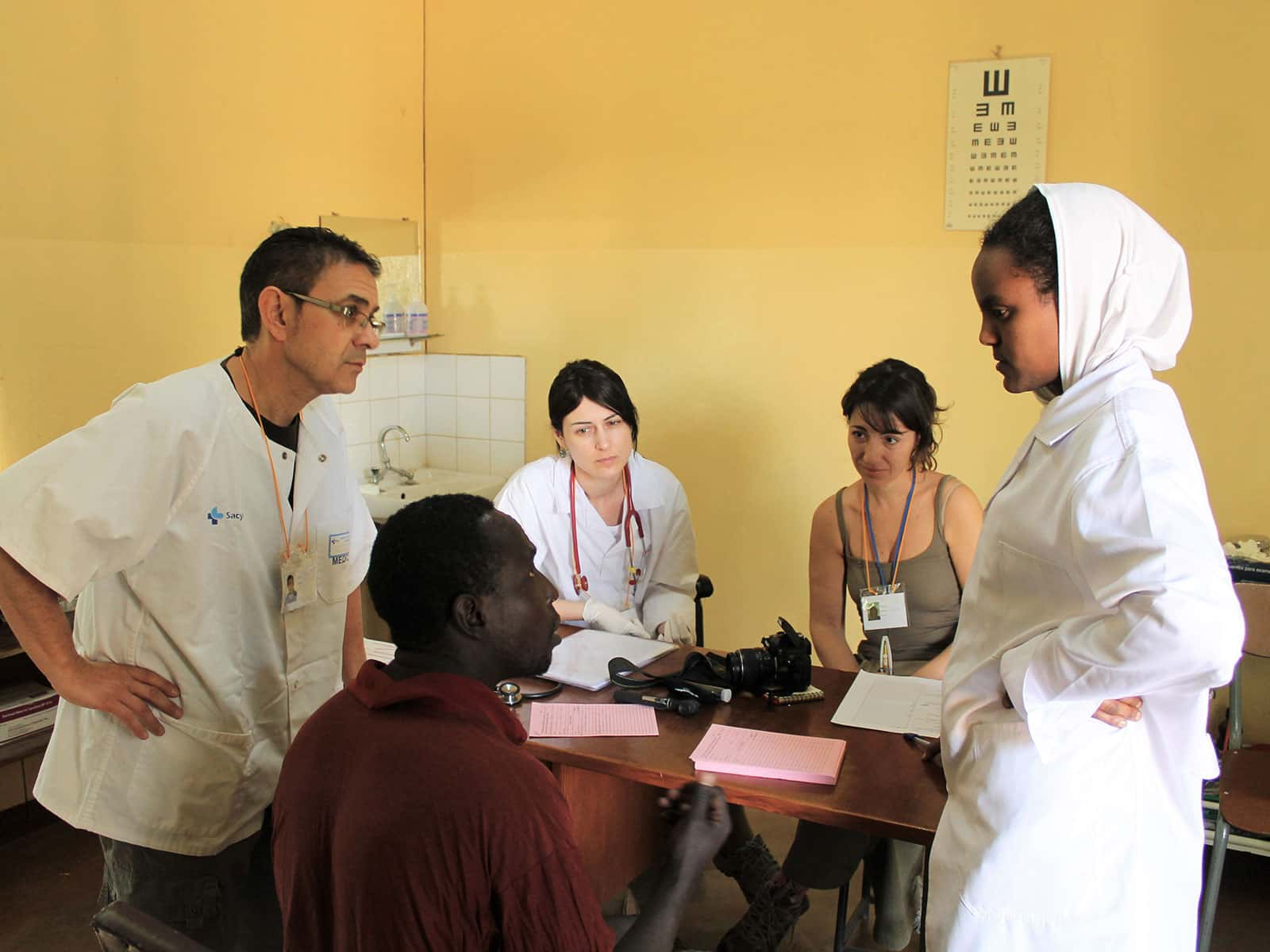 Proyecto Medical Camp Pawe